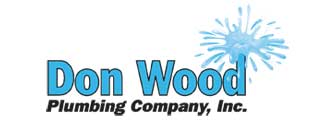 Don Wood Plumbing Logo